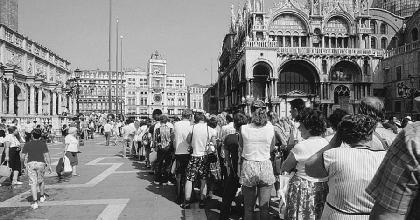 Venezia tassa di soggiorno per i turisti - contributo di sbarco